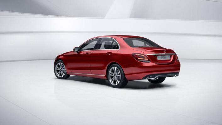 Mercedes-Benz C-Class Saloon 2020 Exterior 005