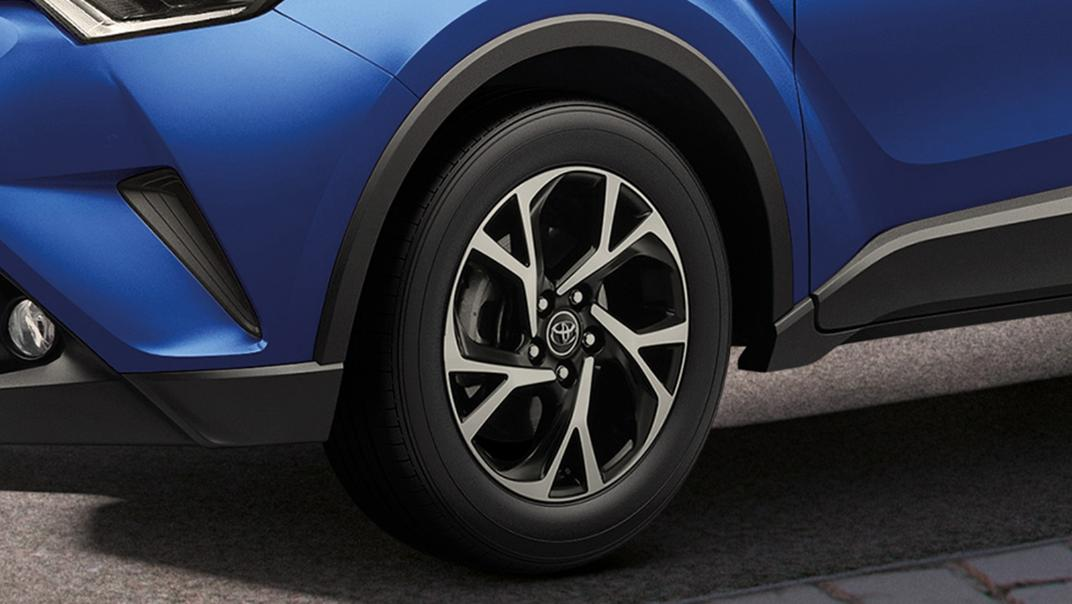 2021 Toyota C-HR Hybrid Premium Safety Exterior 033