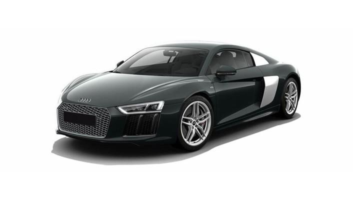 Audi R8 2020 Exterior 007
