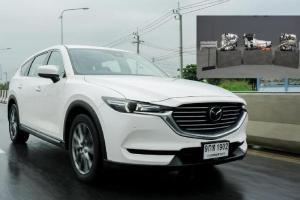 เครื่องยนต์ใหม่ก็มา Mazda เตรียมเปิดตัวเครื่องยนต์ 6 สูบเรียงปี 2022 พร้อมระบบขับเคลื่อนล้อหลัง