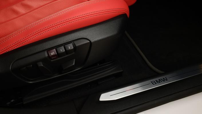 2021 BMW 2 Series Gran Coupe 220i Sport Interior 010