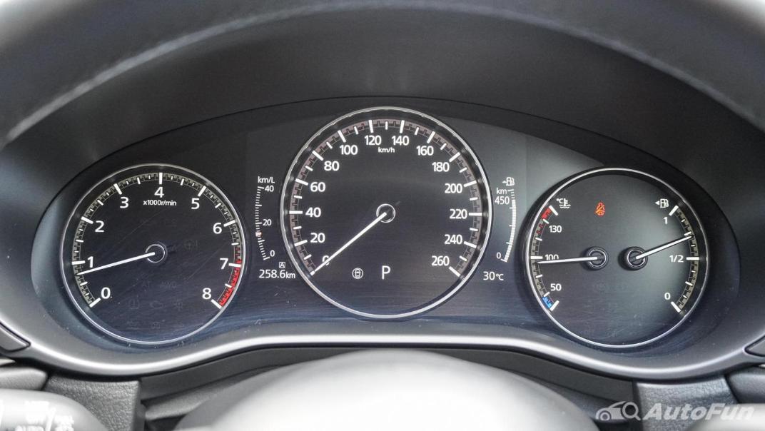 2020 Mazda CX-30 2.0 C Interior 004