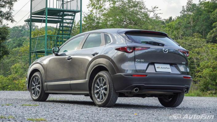 2020 Mazda CX-30 2.0 C Exterior 007