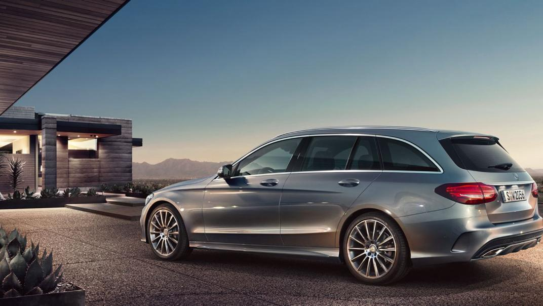 Mercedes-Benz C-Class Estate 2020 Exterior 003