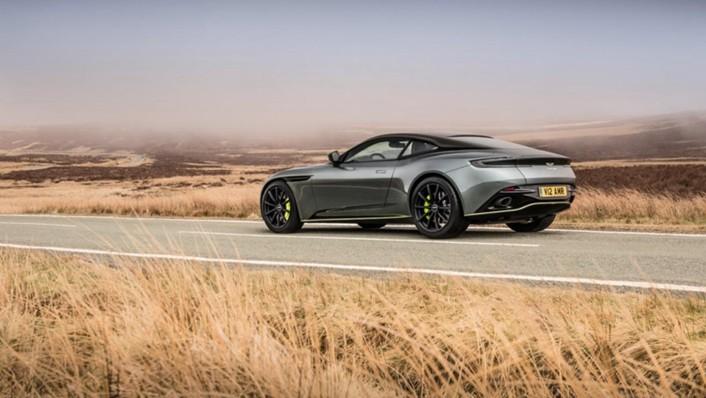 Aston Martin Db11 2020 Exterior 002