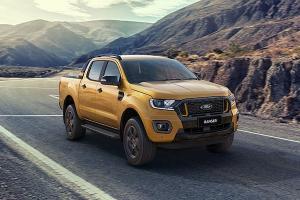 2021 New Ford Ranger เปิดตัวจะชิงส่วนแบ่งตลาดรถกระบะจาก Toyota REVO ได้ไหม?