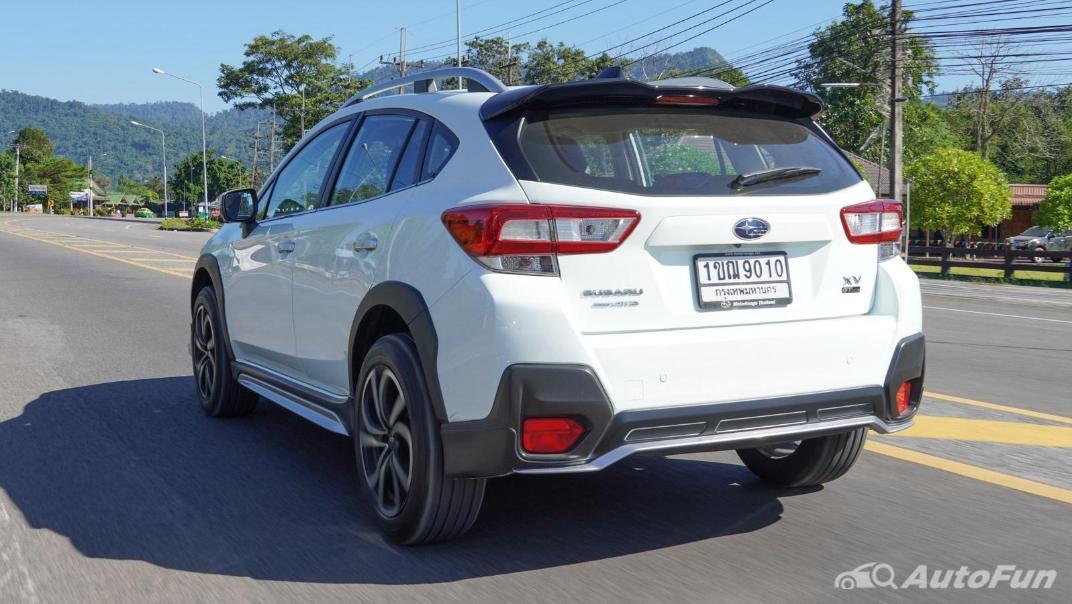 2019 Subaru XV GT Edition Exterior 047