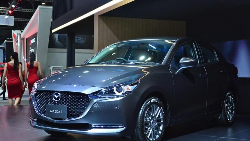 Mazda 2 มาสด้า 2
