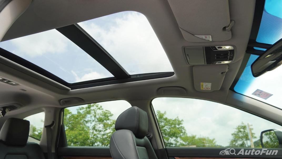 2020 Honda CR-V 2.4 ES 4WD Interior 043