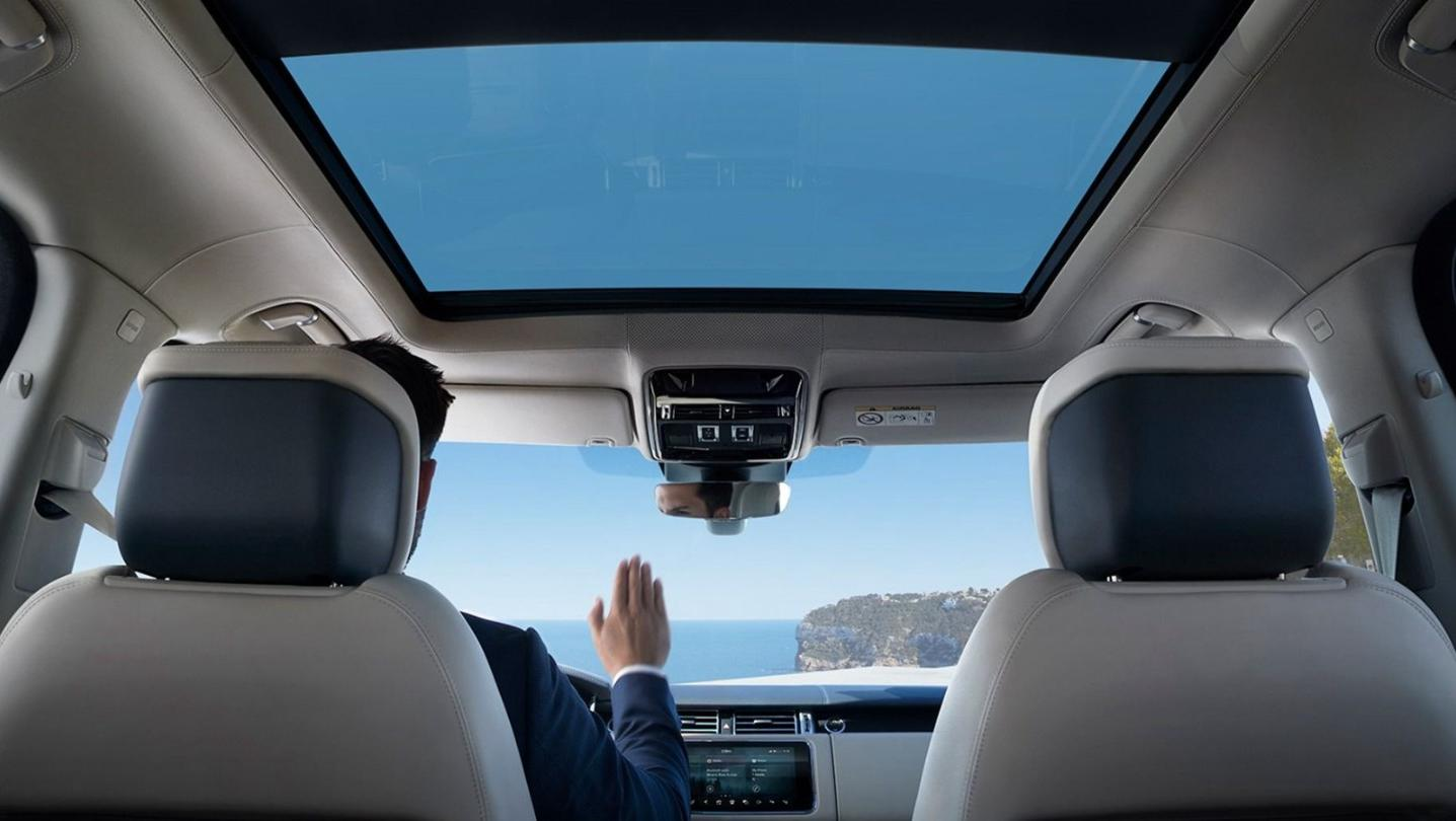 Land Rover Range Rover 2020 Interior 014