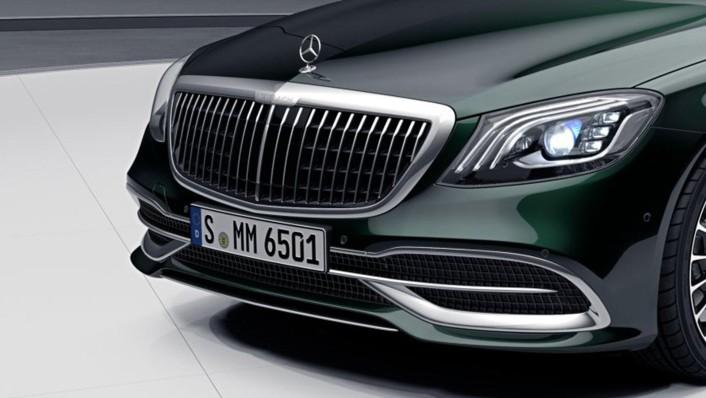 Mercedes-Benz Maybach S-Class Public 2020 Exterior 005