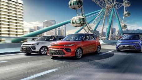 2021 Kia Soul EV 1.6 Electric ราคารถ, รีวิว, สเปค, รูปภาพรถในประเทศไทย | AutoFun