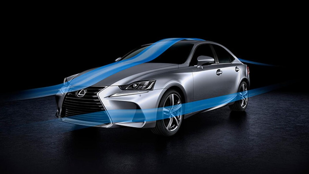 Lexus IS 2020 Exterior 020