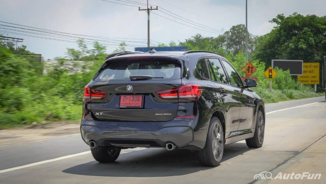 2021 BMW X1 2.0 sDrive20d M Sport Exterior 047