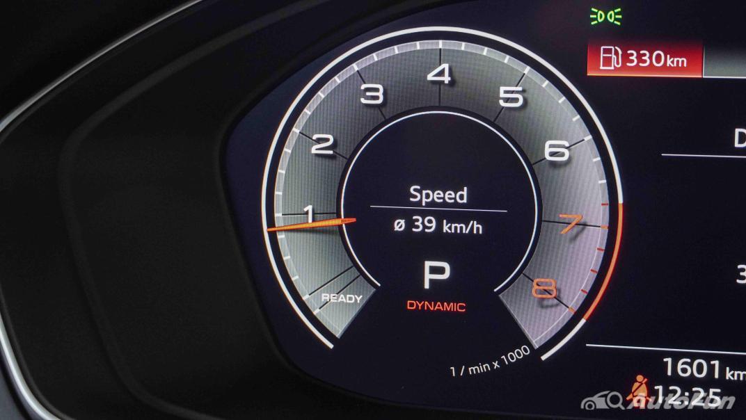 2020 Audi A4 Avant 2.0 45 TFSI Quattro S Line Black Edition Interior 007