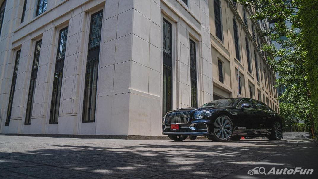 2020 Bentley Flying Spur 6.0L W12 Exterior 060