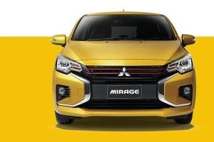 เทียบสเปกแฮทช์แบ็กแบรนด์รองตัวท็อป 2019 Mitsubishi Mirage GLS-LTD CVT VS 2019 Nissan Note VL CVT