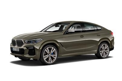 2020 3.0 BMW X6 xDrive30d M Sport