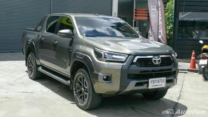 2020 Toyota Hilux Revo Double Cab 4x4 2.8High AT Exterior 003
