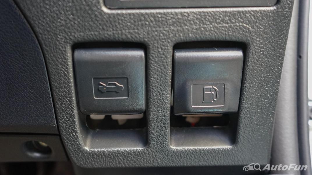 2020 Toyota Fortuner 2.8 Legender 4WD Interior 018