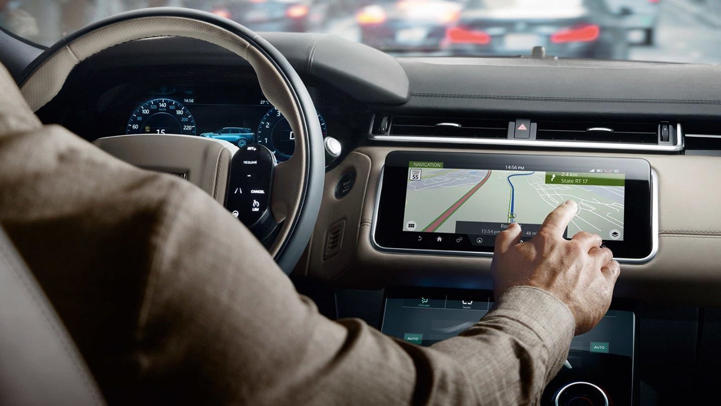 Land Rover Range Rover Velar 2020 Interior 008