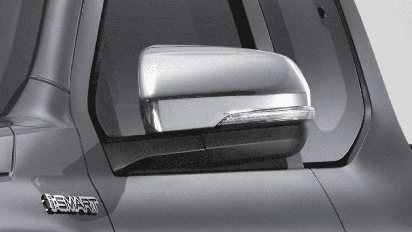MG Extender 2020 Exterior 002