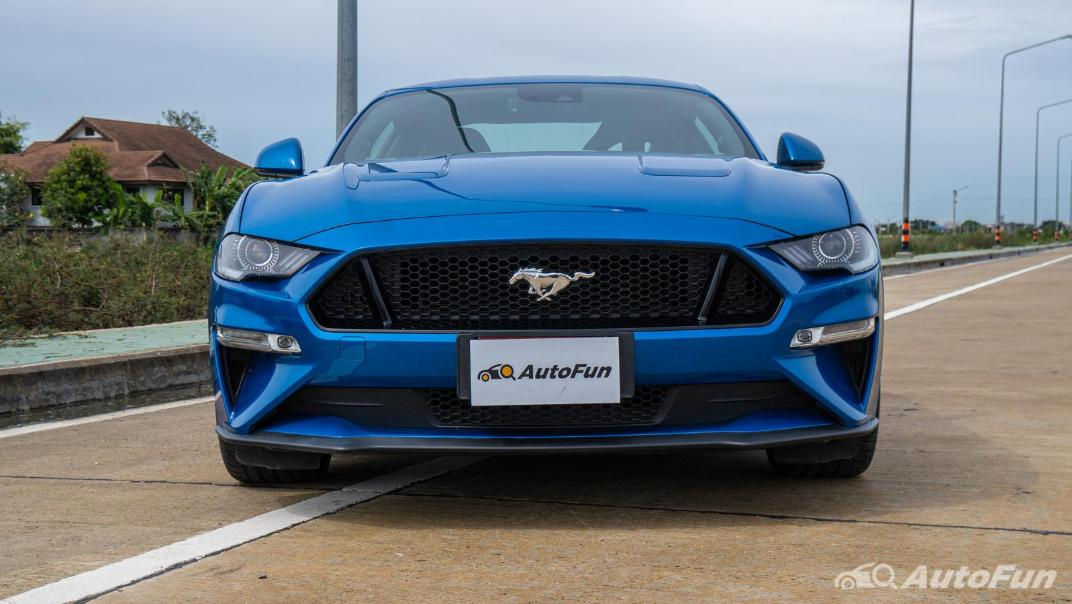 2020 Ford Mustang 5.0L GT Exterior 012