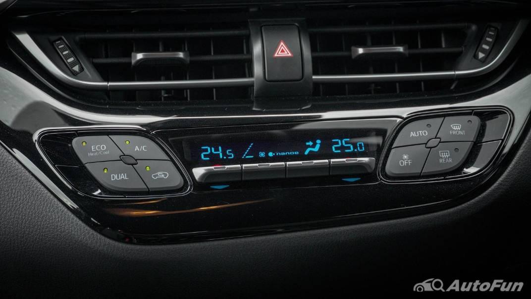 2021 Toyota C-HR Hybrid Premium Safety Interior 037