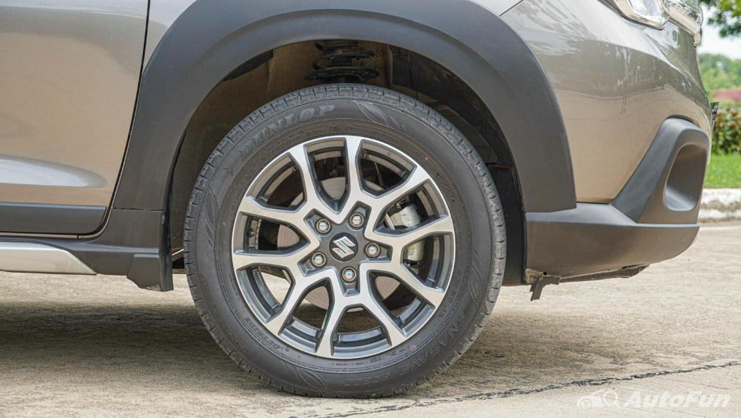 2020 1.5 Suzuki XL7 GLX Exterior 033