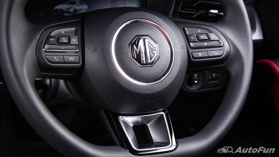 2021 MG 5 Upcoming Version Interior 028