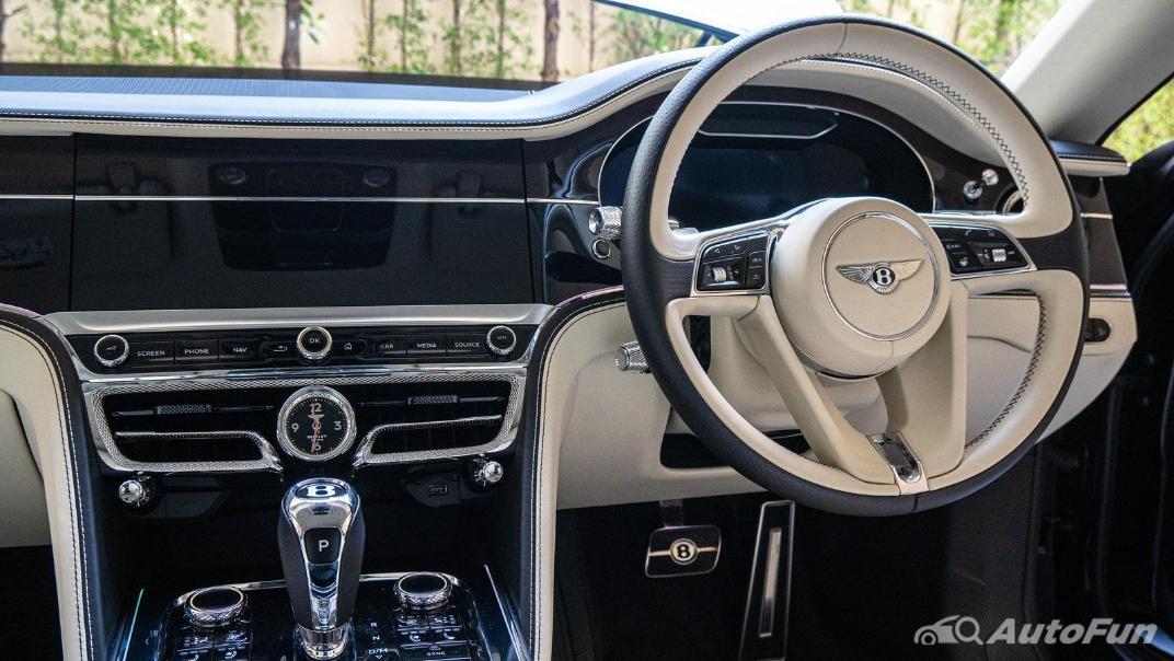 2020 Bentley Flying Spur 6.0L W12 Interior 002