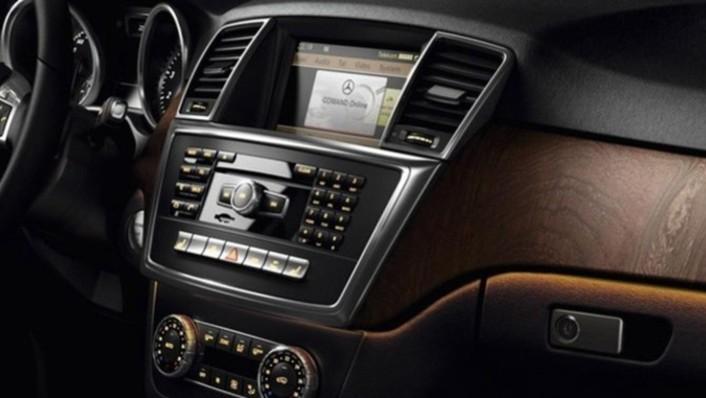 Mercedes-Benz M-Class 2020 Interior 001