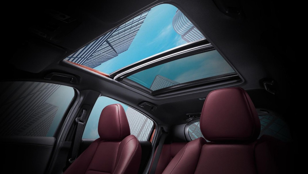 Honda HR-V 2020 Interior 016