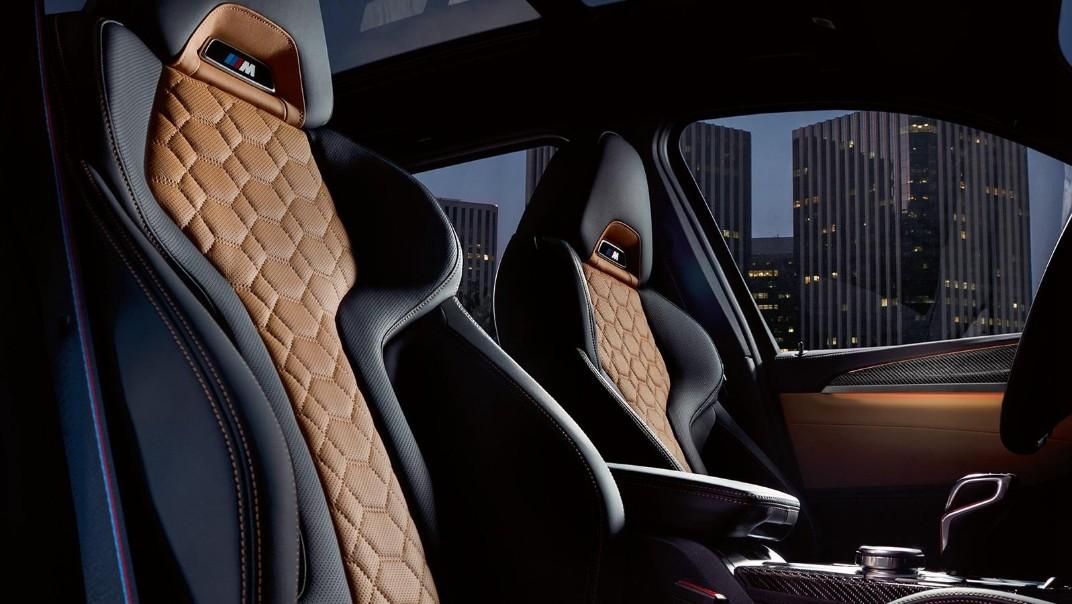 BMW X3-M 2020 Interior 007