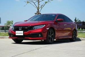 Review Honda Civic 1.5 RS ขายมา 5 ปียังทำยอดดีกว่า Altis ควรจะซื้อตอนนี้หรือรอรุ่นใหม่ดีกว่า