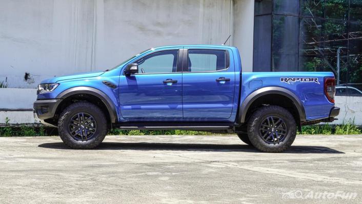 Ford Ranger Raptor 2.0L EcoBlue Exterior 008