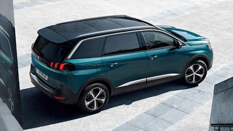 2021 Peugeot 5008 รถเอสยูวีเพื่อครอบครัวคนรุ่นใหม่ เริ่ม 1.759 ล้านบาท 02