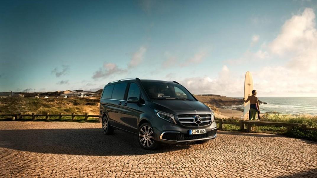 Mercedes-Benz V-Class 2020 Exterior 020