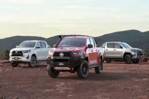Toyota Hilux ออสเตรเลียเจอปัญหาหนัก หลังพบปัญหาอะไหล่ปลอมหลั่งไหลเข้าประเทศ
