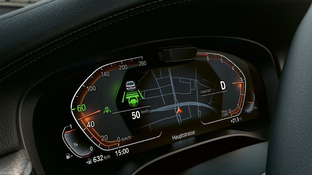 2021 BMW 5 Series Sedan 530e Elite Interior 002