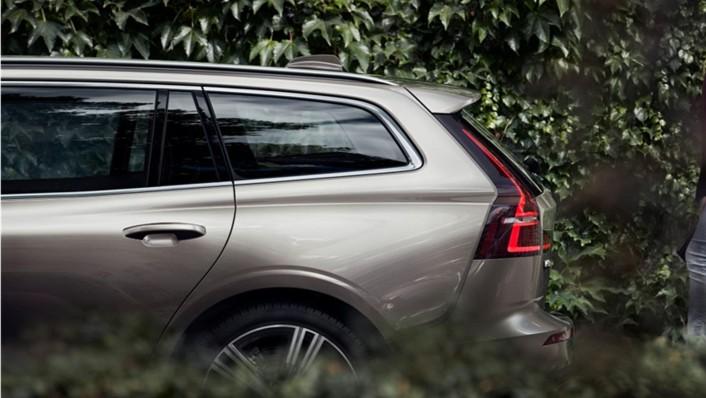Volvo V60 2020 Exterior 009