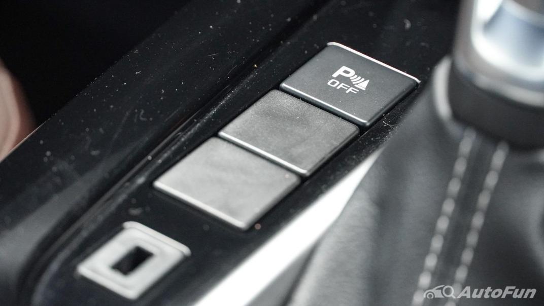 2020 Isuzu D-Max 4 Door V-Cross 3.0 Ddi M AT Interior 030