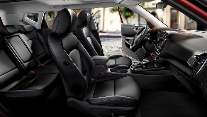 Kia Soul EV 2020 Interior 001