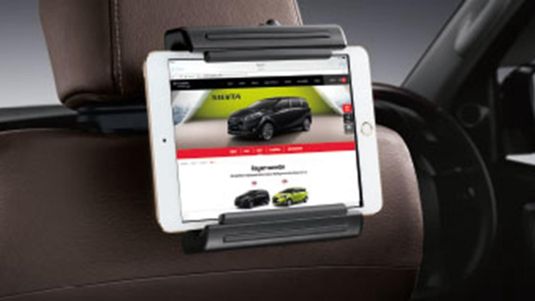 Toyota Sienta 2020 Interior 025