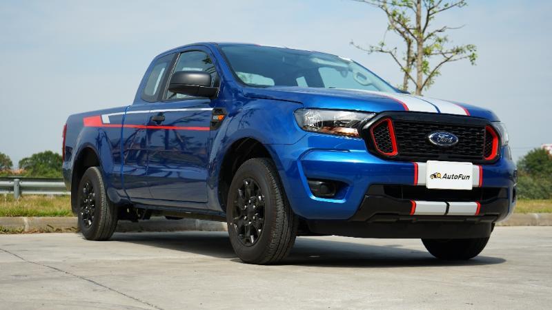 Review : Ford Ranger XL Street เกิดมาแต่ง ขายแข่ง Isuzu และ Toyota จับเทียบให้รู้กันไป 02