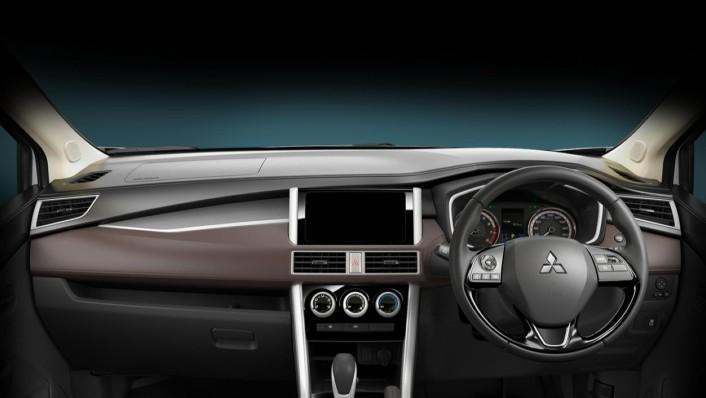 Mitsubishi Xpander 2020 Interior 001