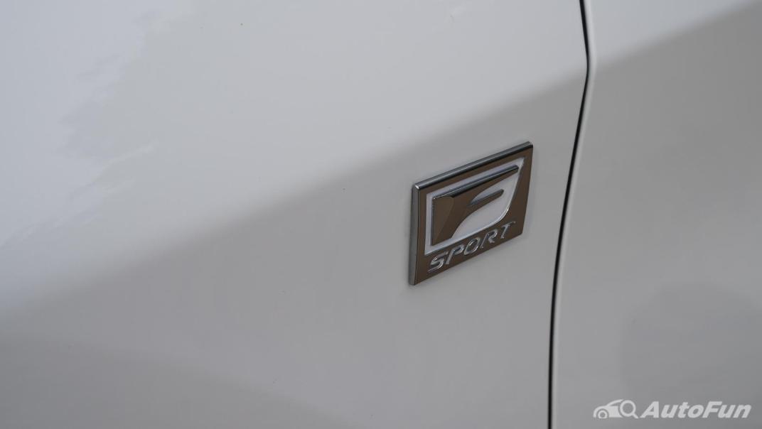 2020 Lexus RX 3.5 350 F Sport Exterior 047