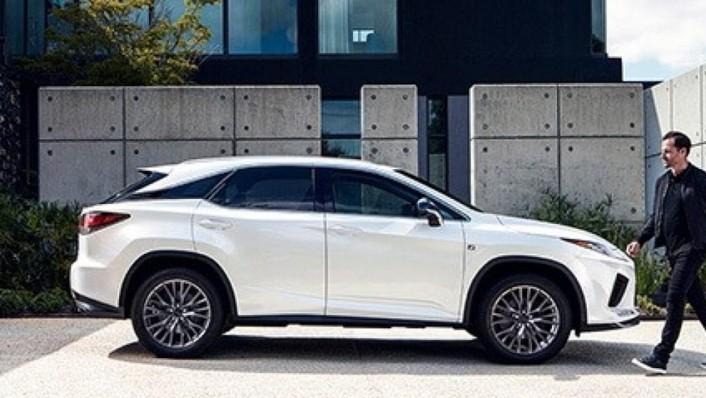 Lexus RX 2020 Exterior 002