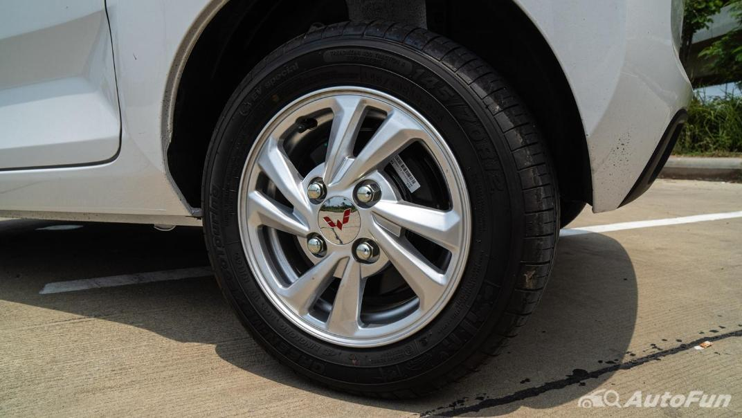 2020 Wuling Mini EV Exterior 034