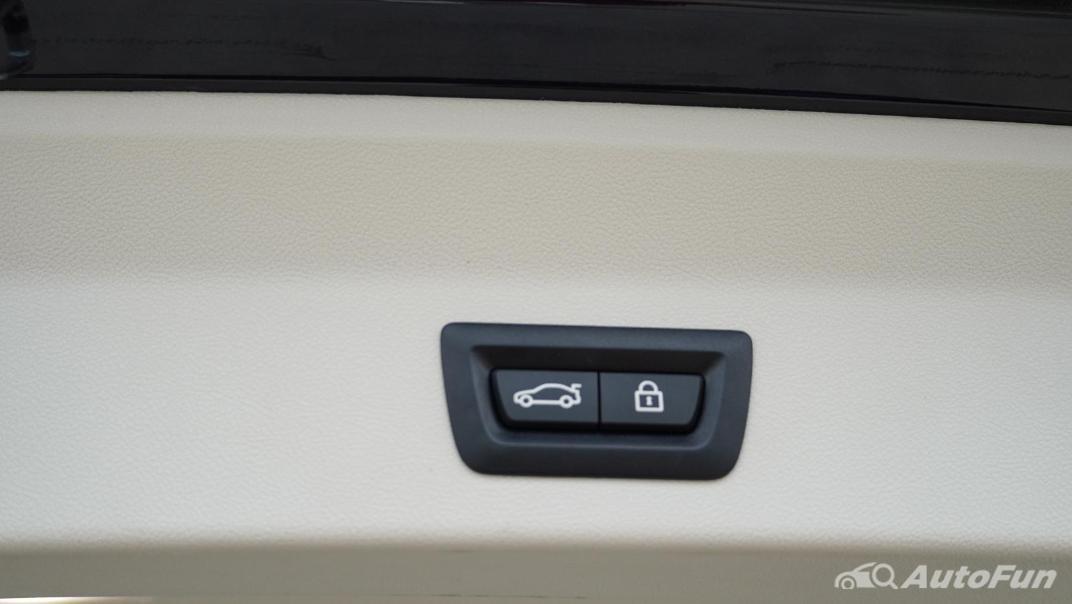 2020 2.0 BMW X3 xDrive20d M Sport Interior 080